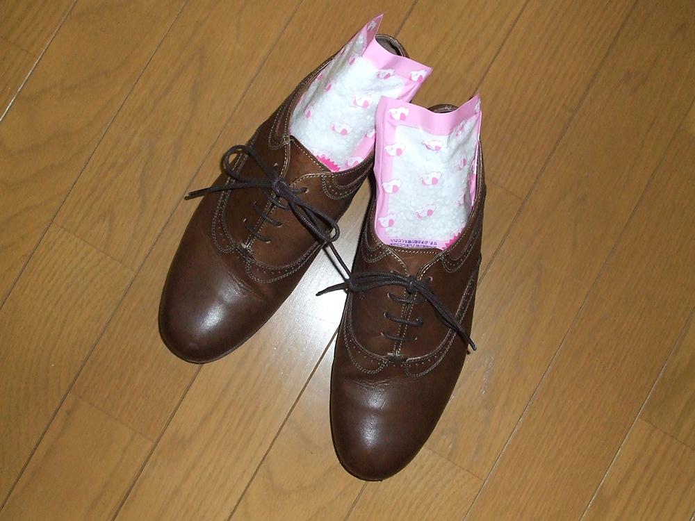 靴乾燥 除湿剤