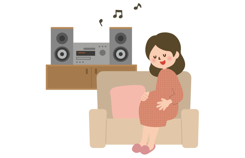 妊娠 体臭 リラックス