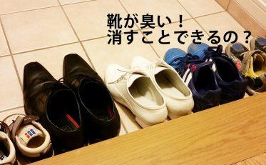 靴 臭い 消す